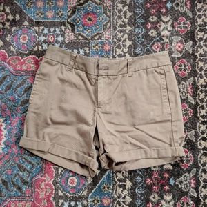JCREW BROKEN-IN BOYFRIEND SHORTS